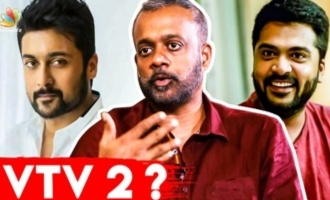 I am going to narrate script to Suriya - Gautham Menon revealing interview