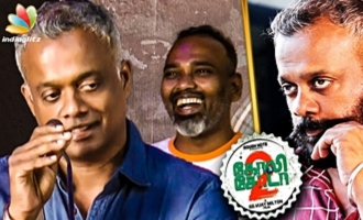 'I myself felt weird seeing it', Gautham Menon about GST 2