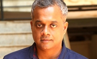 Bollywood actor's tweet on Gautam Menon movie!