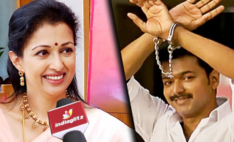 Mersal DID NOT violate Censor rules : Gauthami Interview