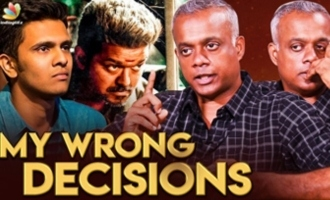 Gautham Menon's frank interview about all controversies