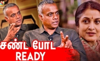 Dont troll the rubbish - Gautham Menon Ramya Krishnan interview