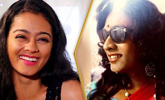 I used to Sight Vijay Sethupathi ! : Actress Gayathrie Interview