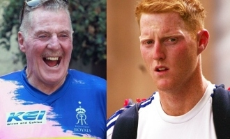 England cricketer Ben Stokes' father Ged Stokes dies at 65