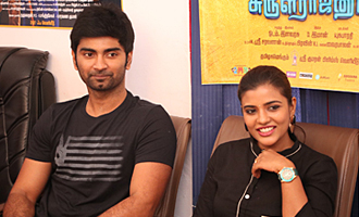 'Gemini Ganeshanum Suruli Raajanum' Press Meet