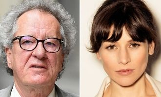 Yael Stone accuses Oscar winner Geoffrey Rush of sexual misbehaviour