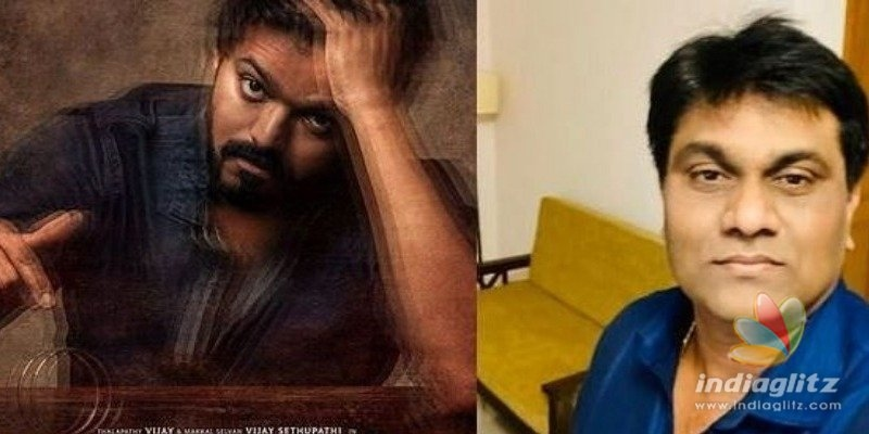 Why Thalapathy Vijay promised new film for Master distributor?