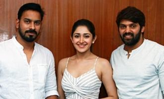 'Ghajinikanth' Movie Press Meet