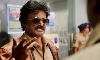 Controversial director casts Superstar Rajinikanth's lookalike and releases poster