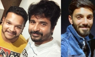 After Sivakarthikeyan Anirudh Sing a song in Ghibran music