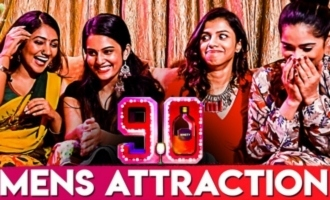 What Attracts Men To Women ? : 90ML Girls Reveals
