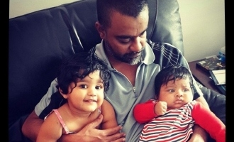 Selvaraghavan's adorable photo with his baby boy turns viral!