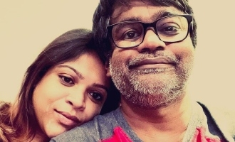 Selvaraghavan and Gitanjali blessed with a baby boy