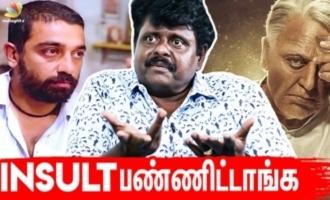 Kamal does it with tact - Sathya movie costar G.M. Sundar