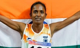 Farmer's daughter wins Gold medal for India!