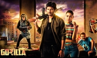 Jiiva's Gorilla faces trouble from PETA!