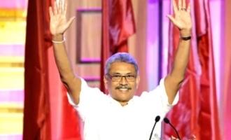 இலங்கை அதிபர் தேர்தல்: கோத்தபய ராஜபக்சே அபார வெற்றி!