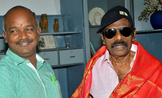 Actor Goundamani Birthday Celebration Stills
