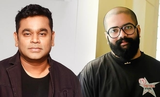 Govind Vasantha reveals his sweet dream with AR Rahman!