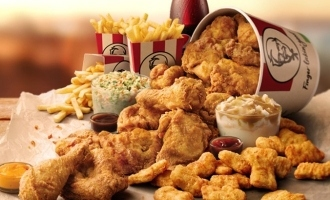 Man arrested for cheating KFC and eating free meals for one year