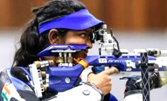 Elavenil Valarivan get gold in senior Shooting World Cup  Air Rifle