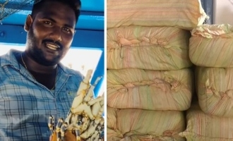 Famous YouTuber involved in cannabis smuggling in nagai