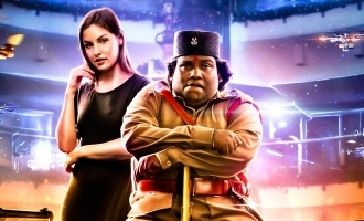 Yogi Babu's 'Ghurkha' teaser review - Genuinely funny and topical!