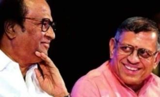 ரஜினிக்கு தமிழகம் நன்றி செலுத்த வேண்டும்: குருமூர்த்தி