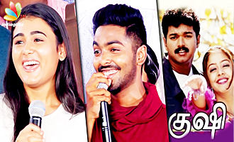 100% Kadhal will be next Kushi : GV Prakash Speech