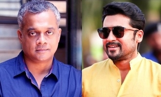 Exciting new update on Suriya - Gautham Vasudev Menon's next!