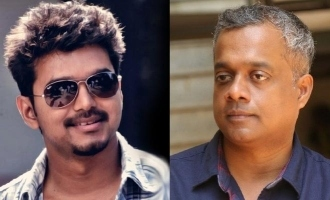 Gautham Menon reveals the story he wrote for Thalapathy Vijay!