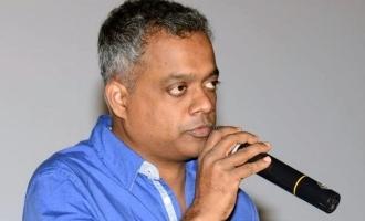 Krishna act villan in Gautham menon in Joshwa Imaipol Kakka