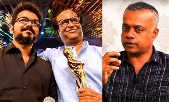 I have scripts for Rajni and Vijay - Gautham Vasudev Menon reveals!