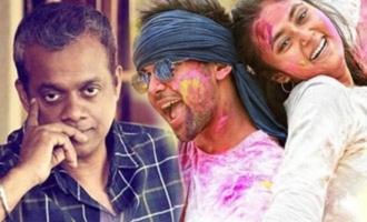 After Dhruva natchathiram, Gautham joins Dhruv?
