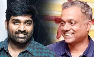 Vijay Sethupathi and Gautham Vasudev Menon praise this romantic film!