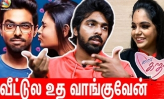 I get a beating at home for that - G.V. Prakash Kumar interview