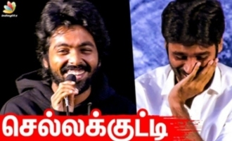Dhanush's son has sung for Asuran - G.V. Prakash Kumar speech