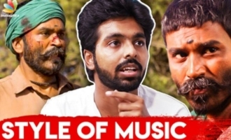 ASURAN : I've Used New Style & techniques in the Songs | GV Prakash Interview