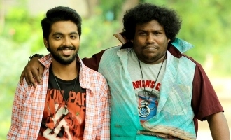 GV Prakash and Yogi Babu join again!