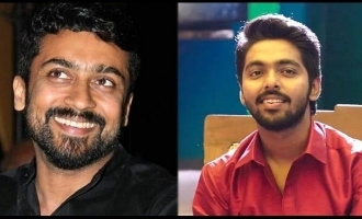 Suriya lauds G.V. Prakash Kumar for reinventing himself