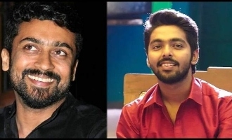 GVP gives a much awaited update on Suriya's next