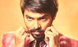 Third heroine roped in for GV Prakash's next!