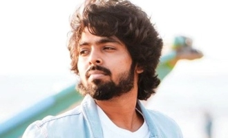 Gautham Menon acts as a Villain in GV Prakash movie