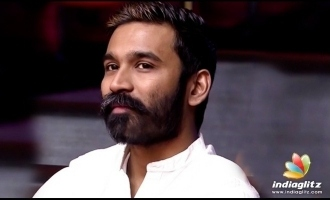 Red Hot official update on Dhanush's new movie