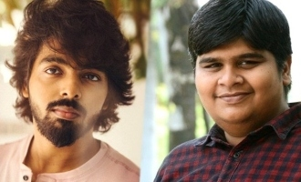 Karthick Subburaj release GV Prakash in Jail song