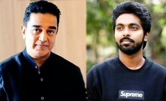 GV Prakash supports Kamal Hassan in Naamee theervu