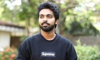 G V Prakash discovers village Boom Boom bull musician from viral video