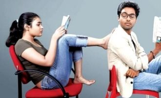 Cute17 seconds! '100 % Kadhal' - teaser review