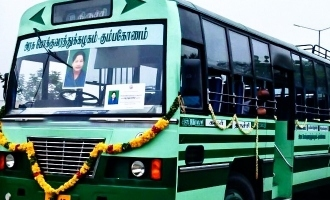 Drunk Man 'High-Jacks' Government Bus in TN