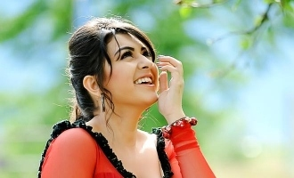 Hansika gets an unexpected astronomical birthday gift!
